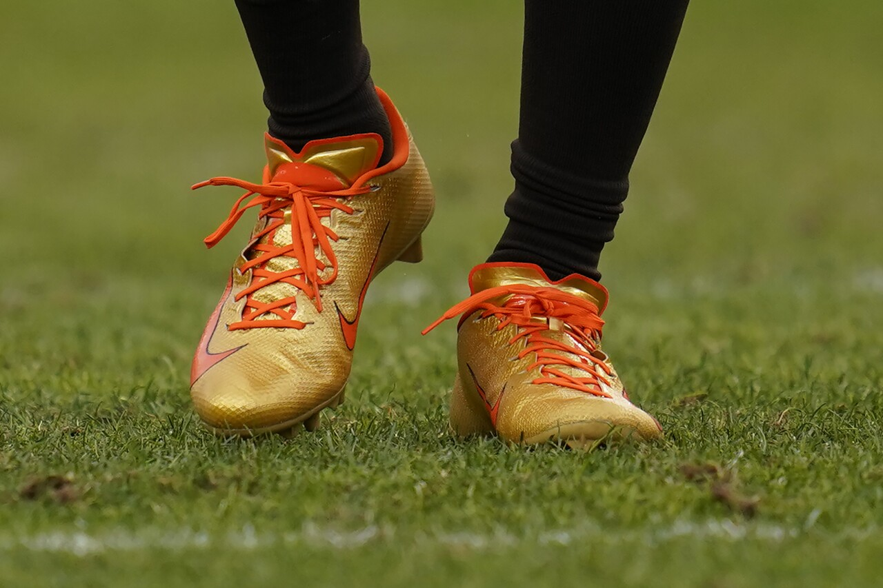 Browns Broncos Football Jarvis Cleats