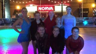MacArthur Center to host figure skating exhibition featuring U.S. goldmedalists