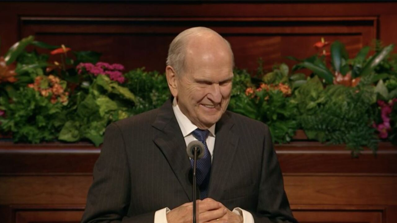 LDS Church President invites women to make 10-day fast from social media