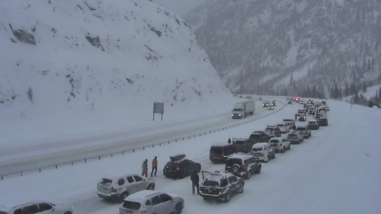 Avalanches close down sections of I-70 in Eagle and Summit ...