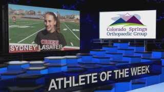 KOAA Athlete of the Week: Sydney Lasater, Sand Creek Soccer