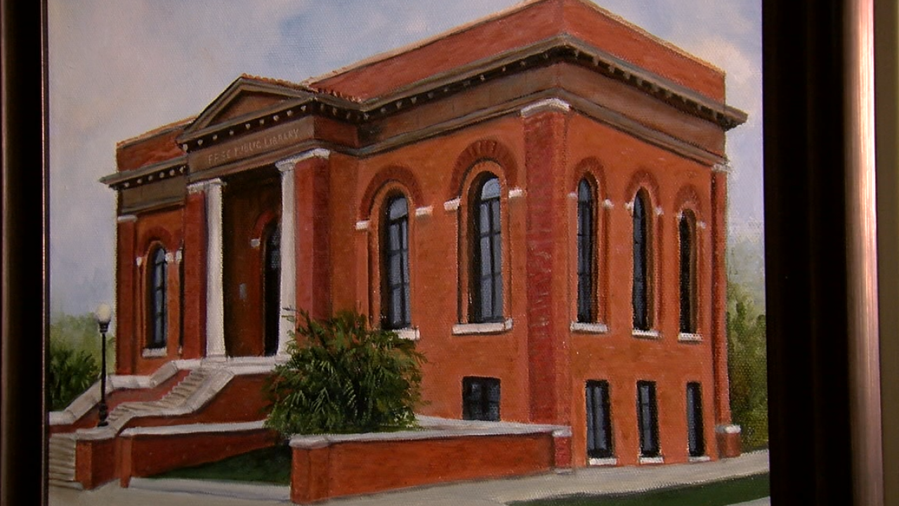 West Tampa Library