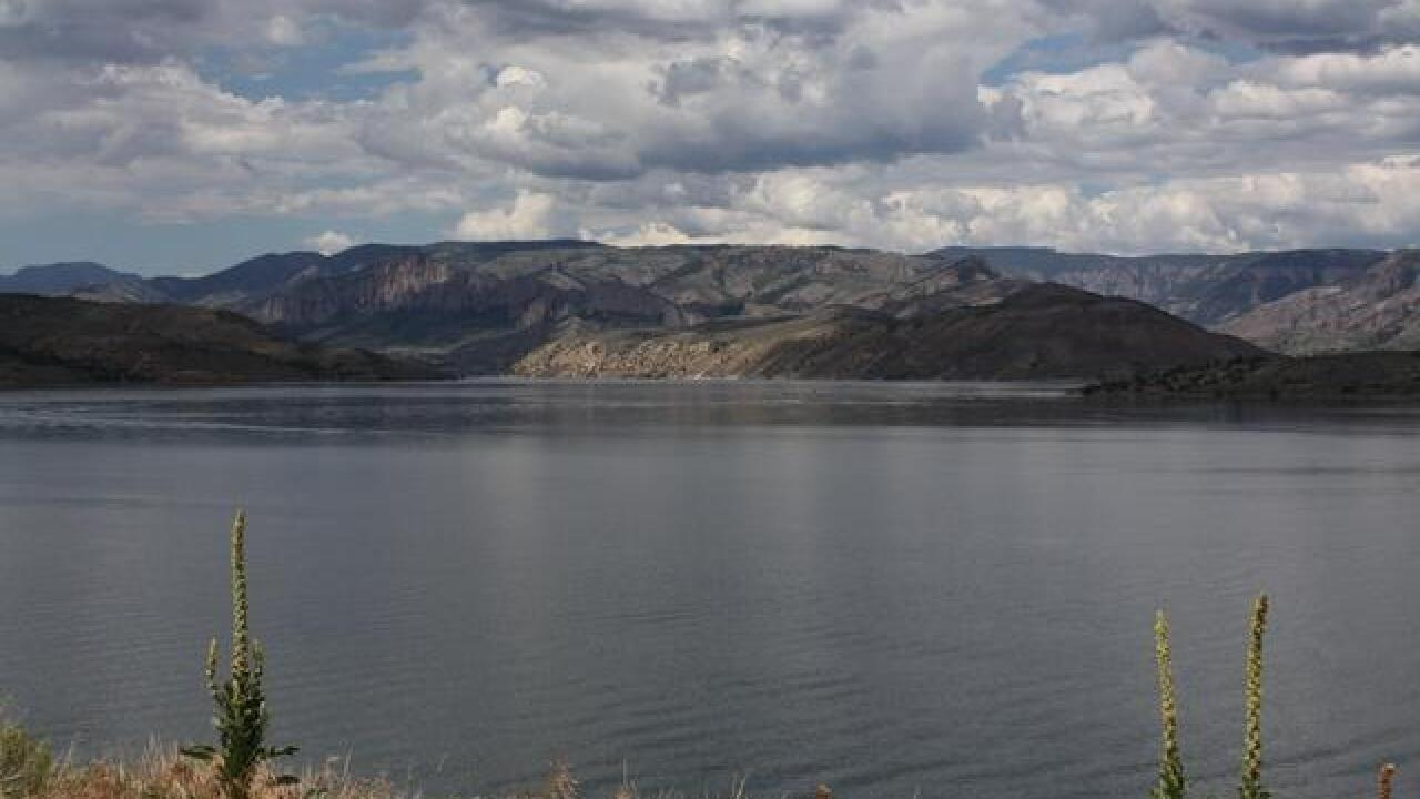 Toxic algae found in Colorado reservoir