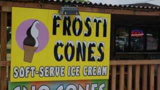 frosti cones