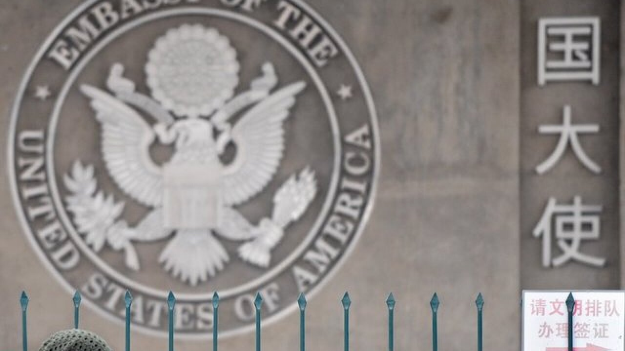 Microwaves suspected in 'sonic attacks' on U S  diplomats in
