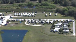Skydiver airlifted as trauma alert after hard landing at Skydive City in Zephyrhills