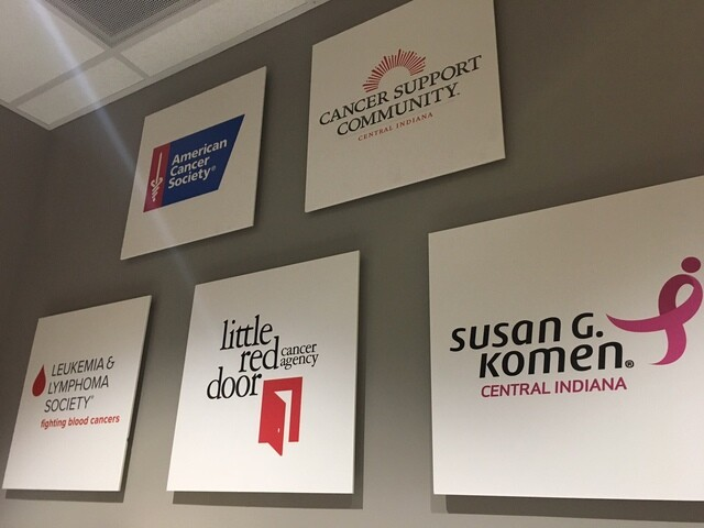 PHOTOS: IU Health Cancer Resource Center