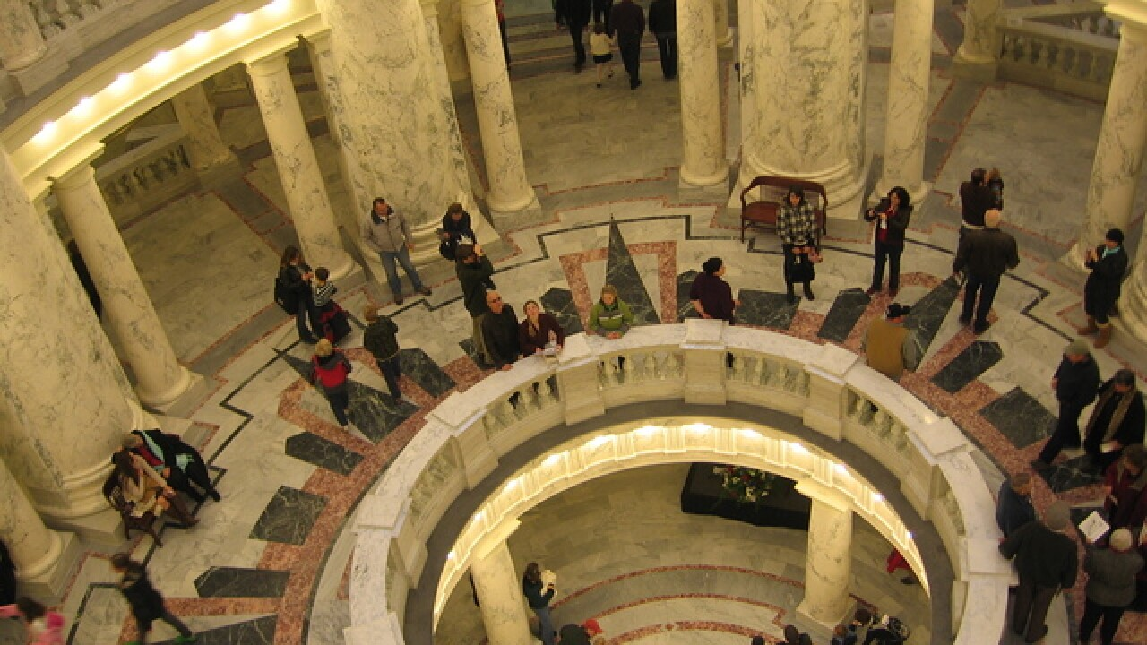 Idaho attorney general's office turns on security system