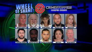 Wheel Of Shame: April 10th
