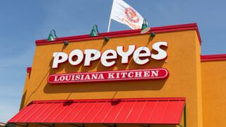 Popeyes Is Adding Chocolate-stuffed Beignets To Its Menu