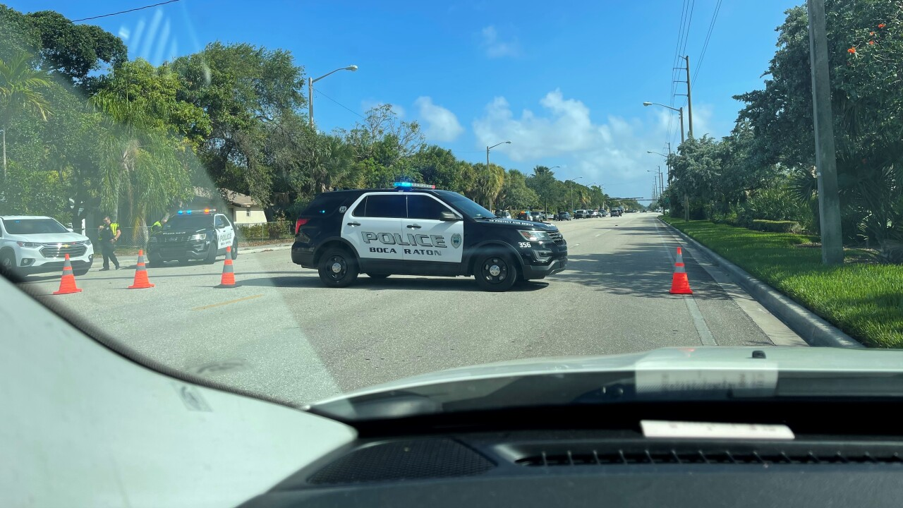 Boca Raton police are investigating a fatal shooting that killed one person and injured another.