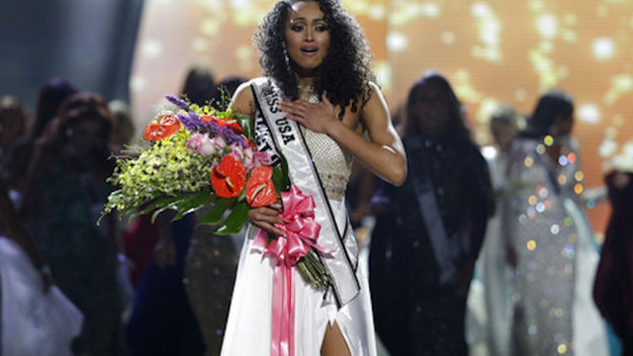 Miss USA: Health care 'a privilege,' not a right