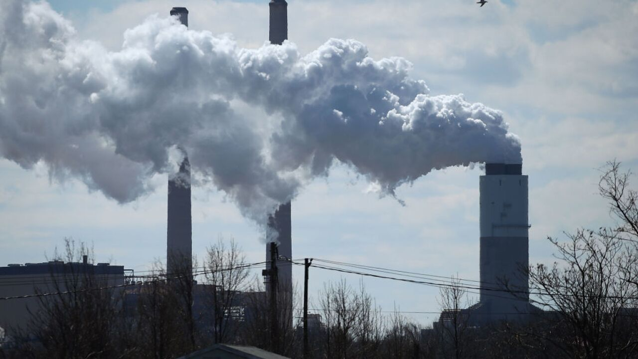 States sue to block EPA's coal power plant emissions rollback