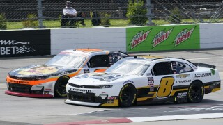 Josh Berry gets 1st career Xfinity victory at Martinsville