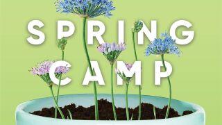 Edible Schoolyard Spring Camp