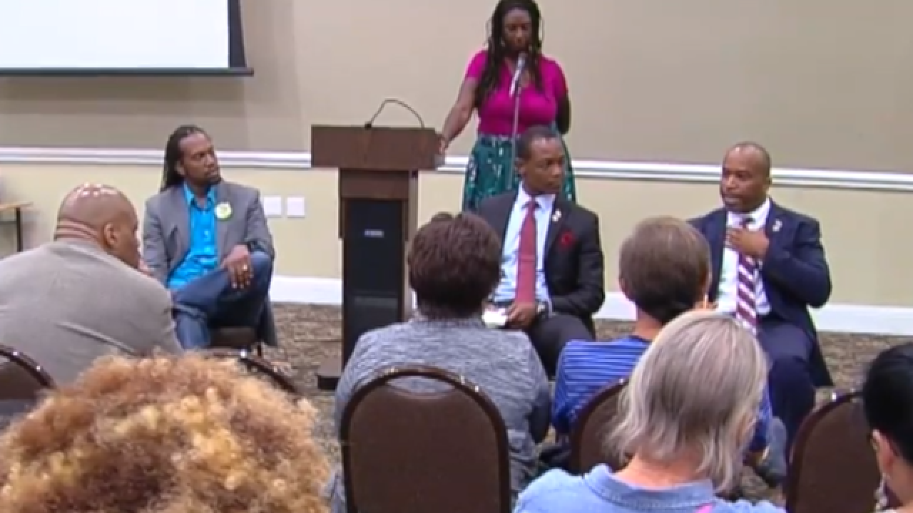 Medical marijuana forum in West Palm Beach takes discussion to a local level