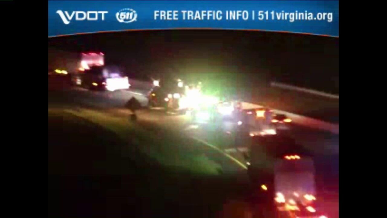 Man killed on I-85 in Petersburg was hit by SUV, witnessessay