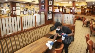 Indoor dining COVID-19