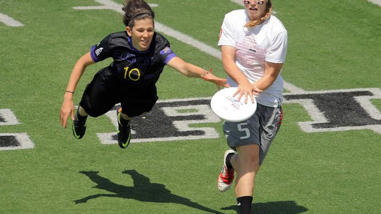Disc-covered: Ultimate Frisbee devotees from around the world coming to  tournaments here