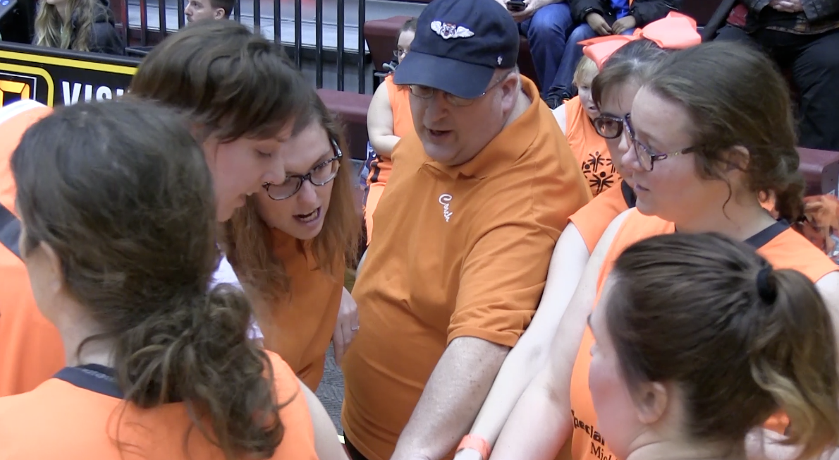 Special Olympics of Michigan State Finals 2019
