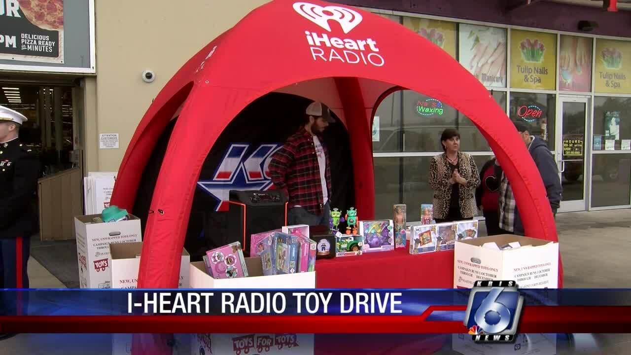 iHeart Toys for Tots