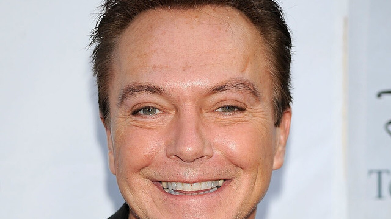 David Cassidy, 'Partridge Family' superstar, in critical condition with organ failure