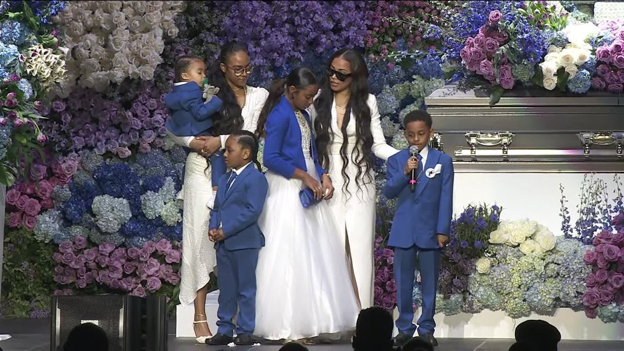 Nipsey Hussle funeral service draws mourners from across thecountry