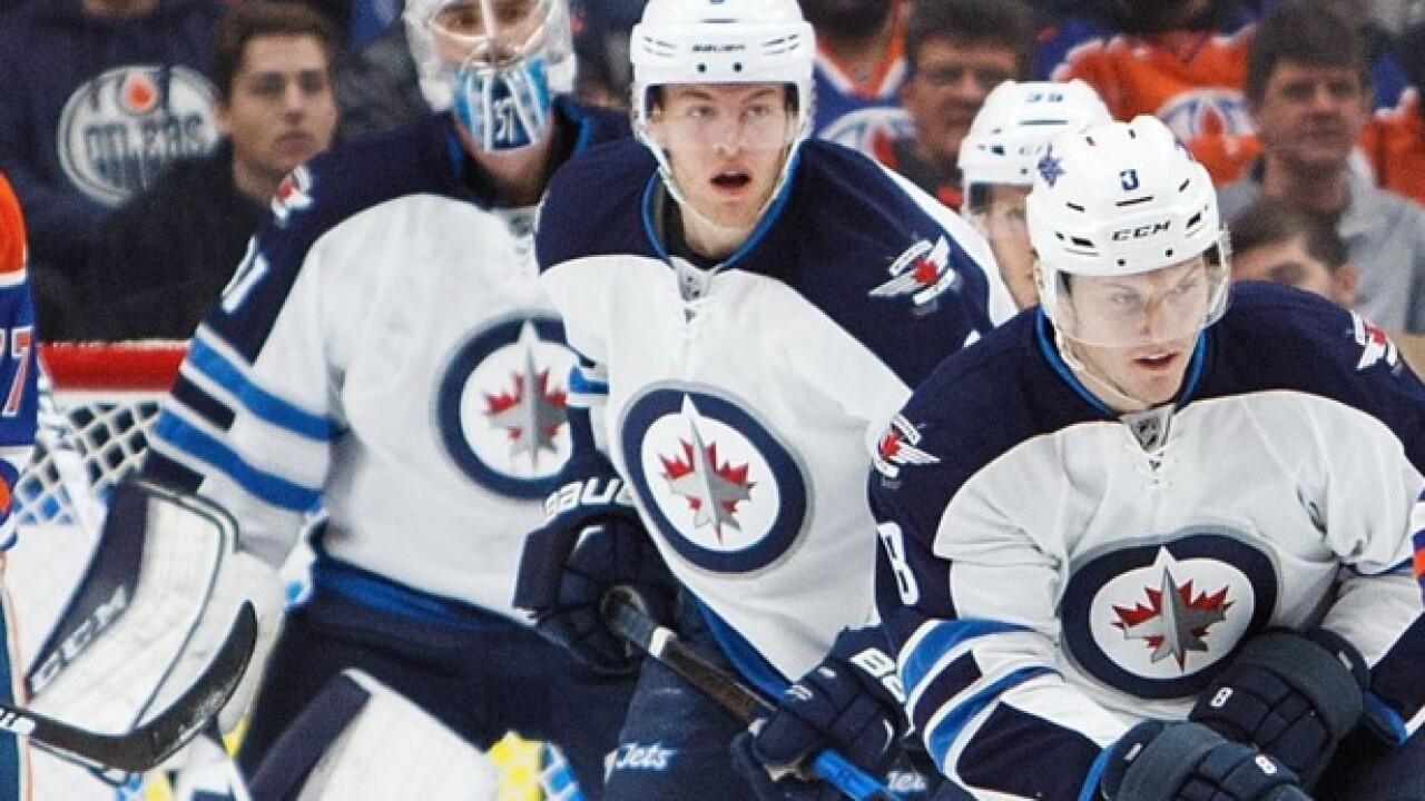 Four Michigan natives advance to Western Conference Final with Jets