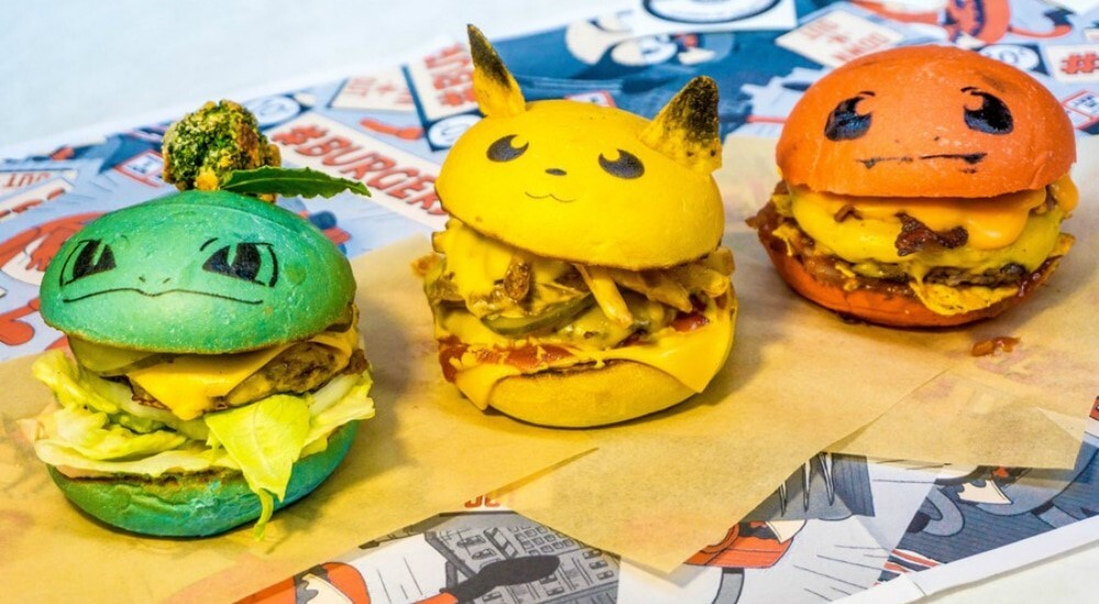 Pop-up Pokemon Bar