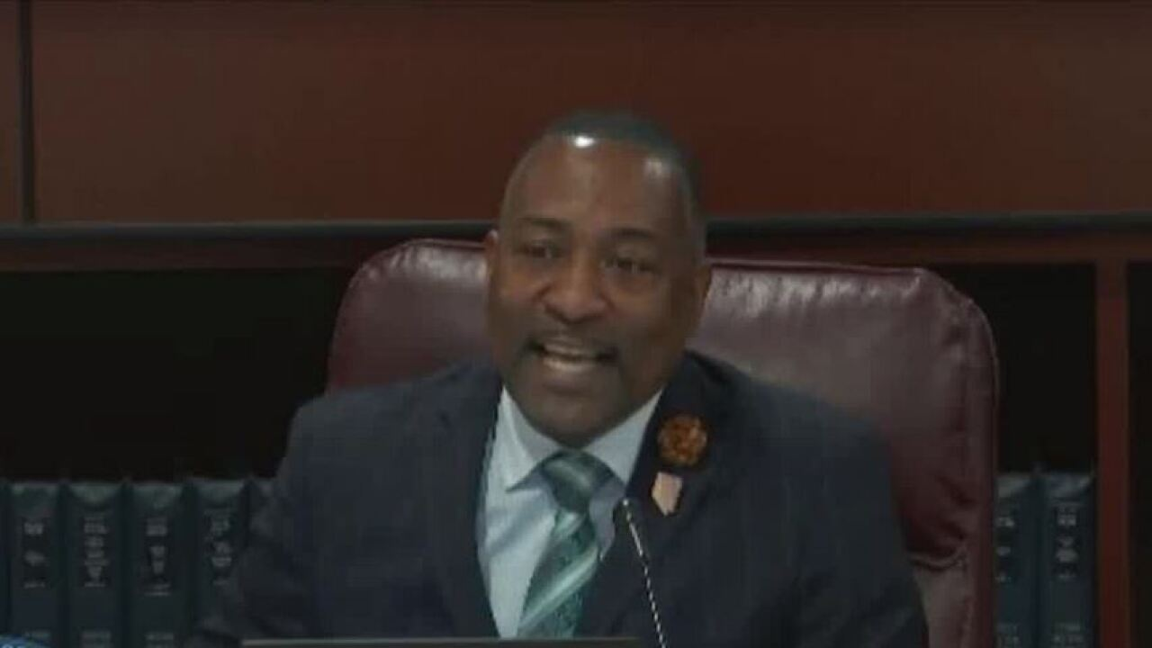 Lawmakers & community honor Assemblyman Thompson's memory