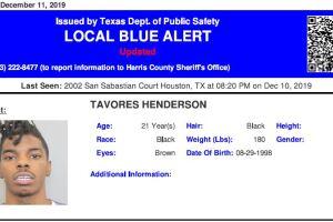 Tavores Henderson