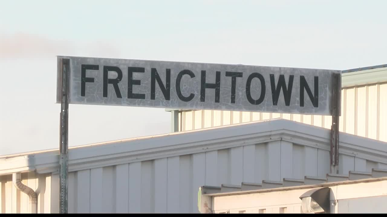 Frenchtown Sign