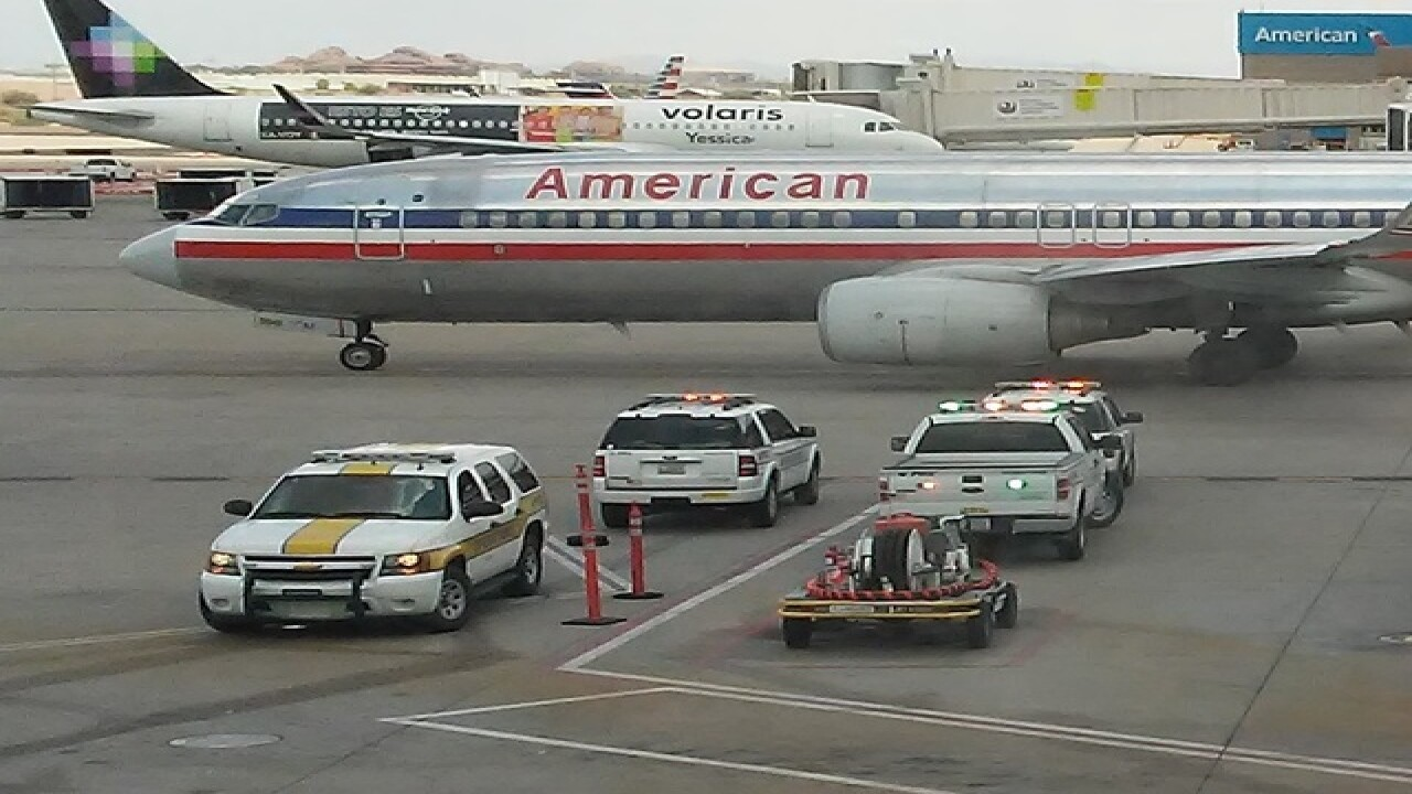 PD: Bullet found on plane bound for Minneapolis