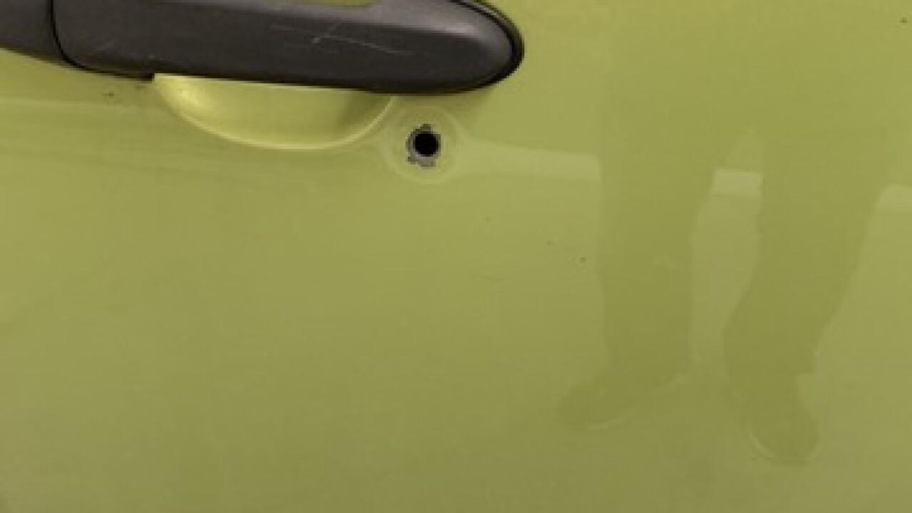 11 y.o. shot in Pontiac, suspect in custody