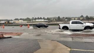 Colorado Springs flooding