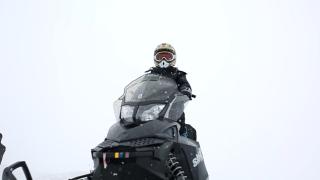 Saddleback Ranch Snowmobiling