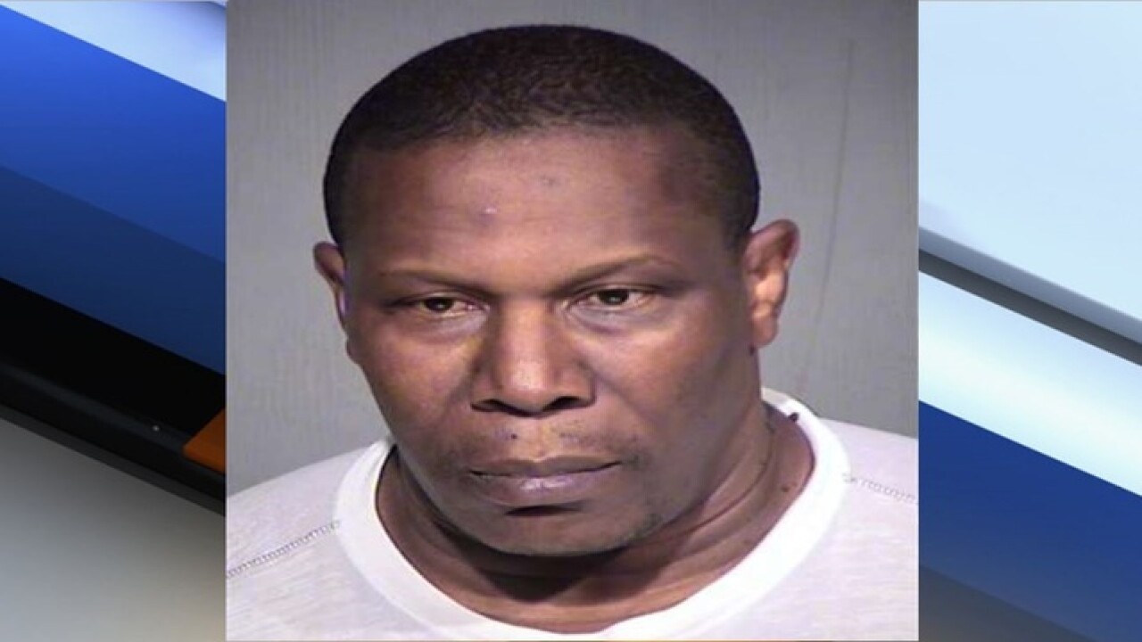 Mesa Police Arrest Probation Officer For Sexual Acts In Exchange For