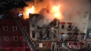 East Williamsburg fire
