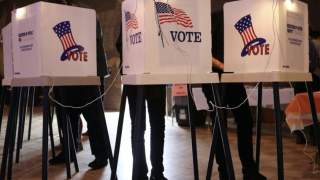 Poll observers can stay until last vote cast