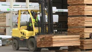 Montana timber industry seeing success and challenges during pandemic