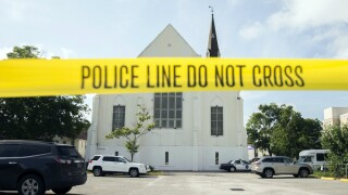 Charleston Church Shooting AME