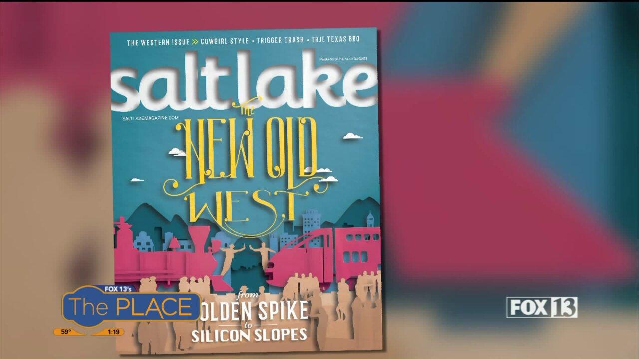 Salt Lake Magazine spotlights 4 ways to celebrate Spring inUtah