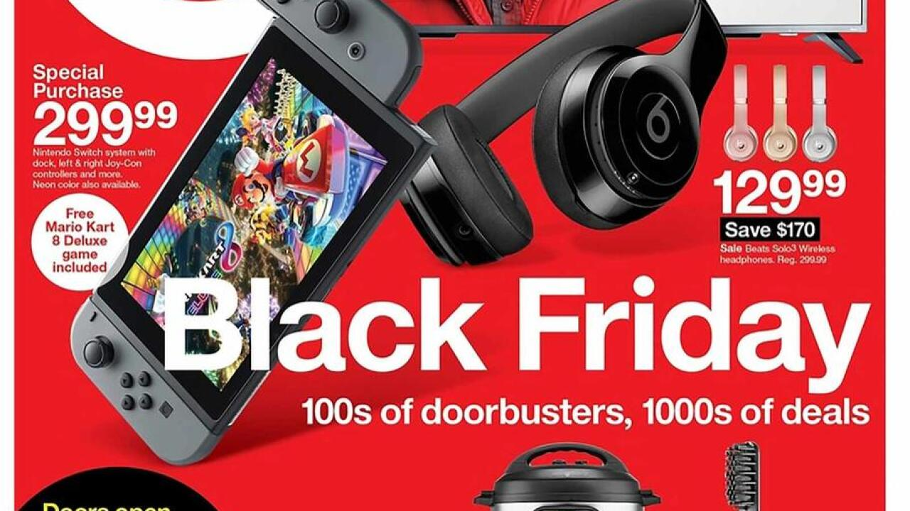 Target S 2019 Black Friday Ad Is Out