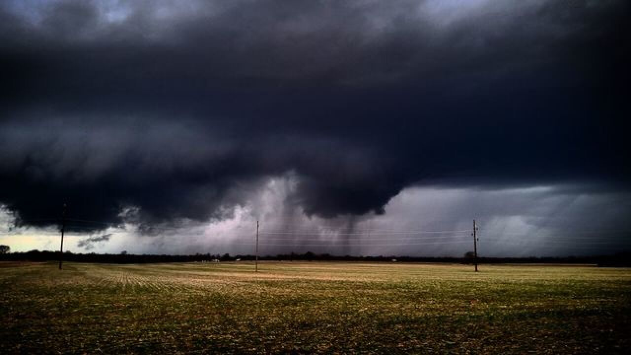 Death, Damage Caused By Severe Weather