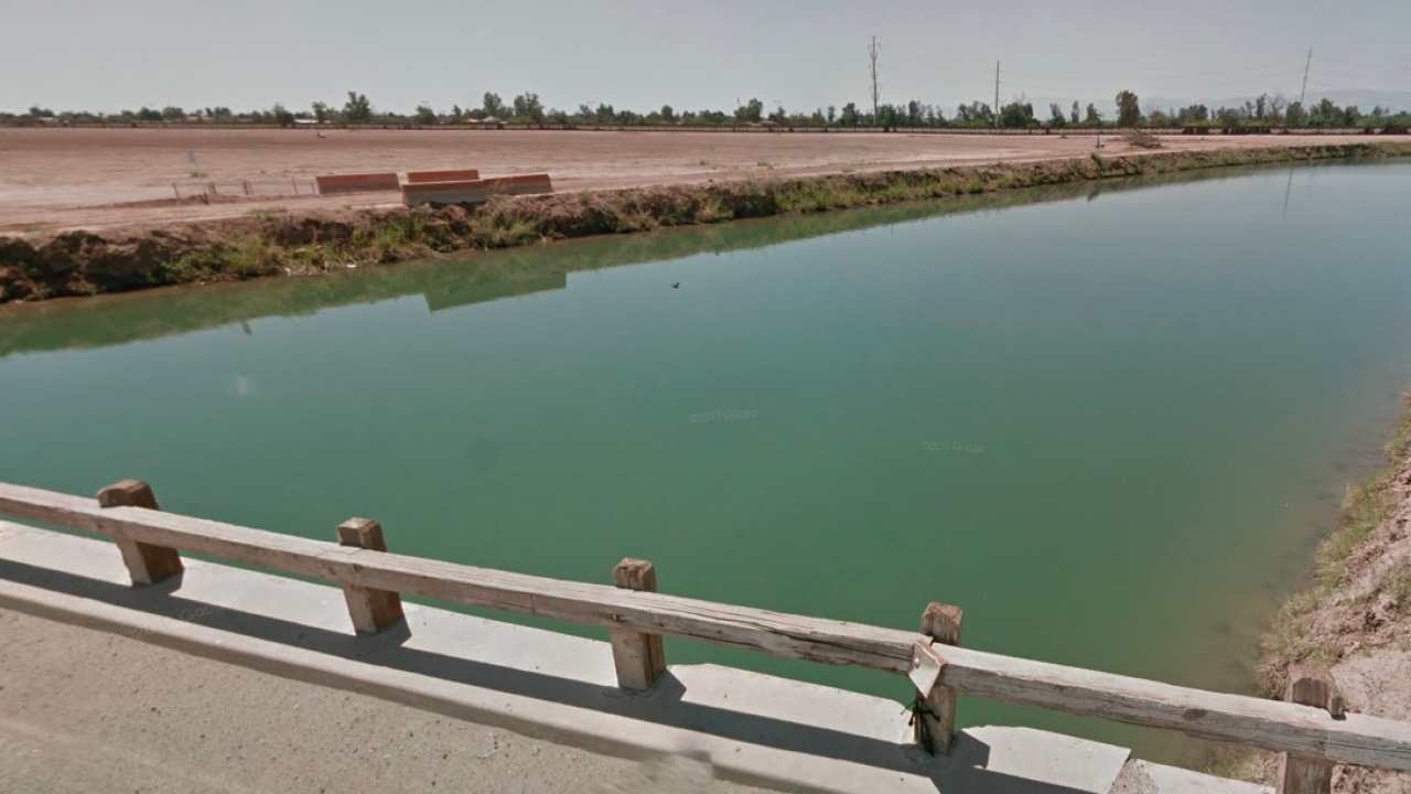 all american canal calexico imperial county