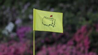 Masters Postponed Golf