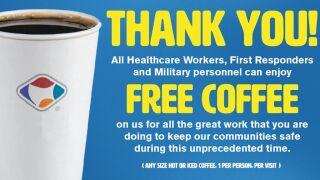 free loaf n jug coffee