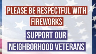 Montana VA cautions residents to think about veterans' experiences before lighting fireworks