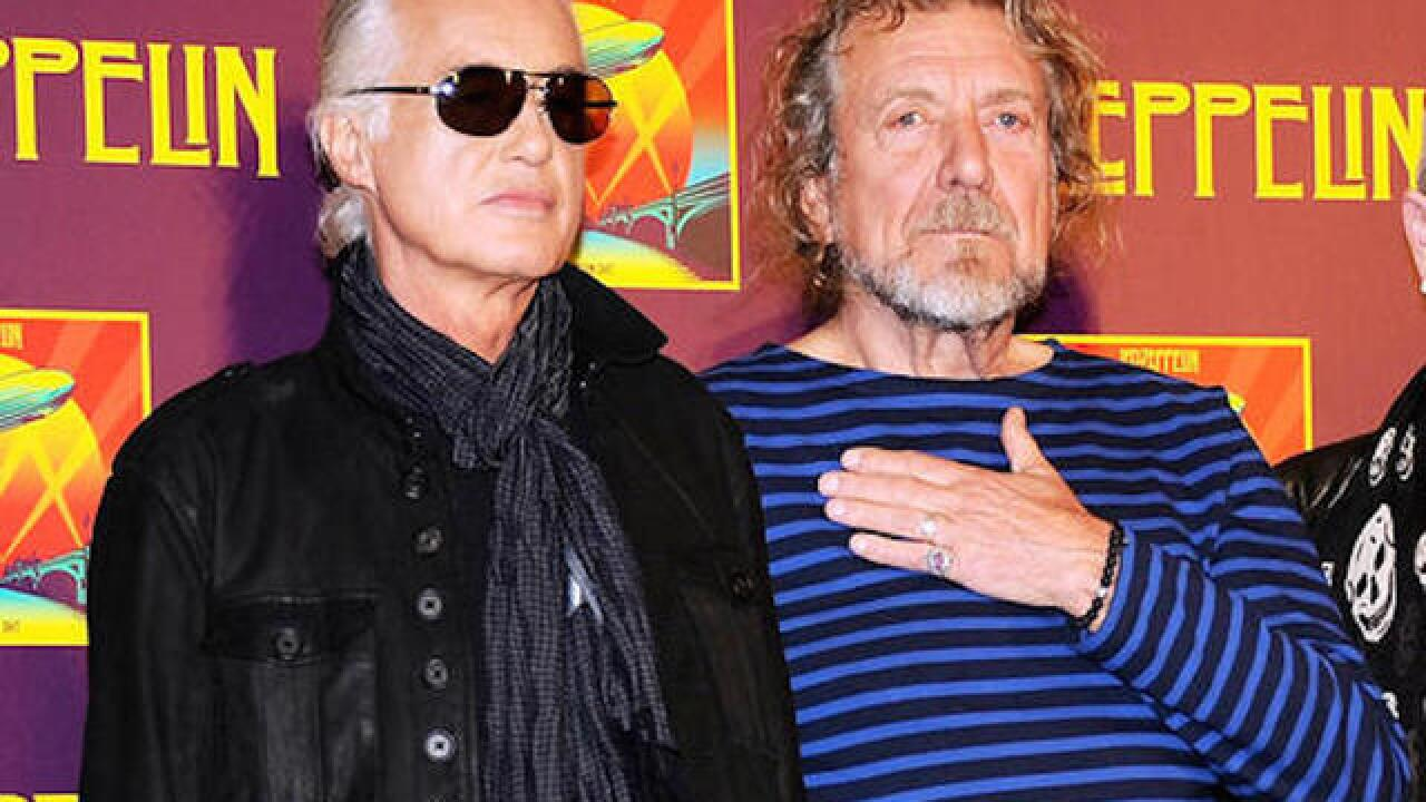 Led Zeppelin didn't steal 'Stairway to Heaven' tune, jury says