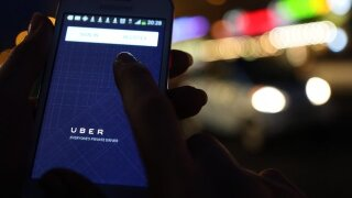 3 teens accused of assaulting Uber driver